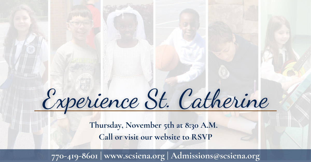 Experience St. Catherine